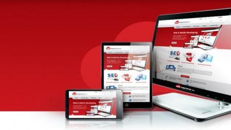 Thiết kế web mobile chuyên nghiệp