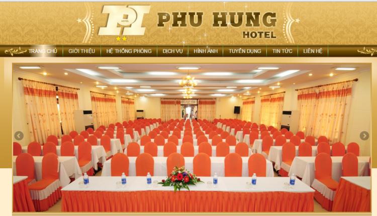 Dự Án Khách Sạn Phú Hưng