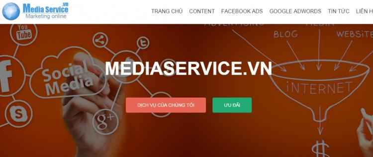 Dự Án Mediaservice